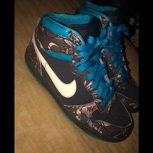 Nike rare shoes